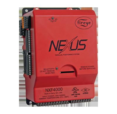 Nexus NXF4000 Parallel Positioning   Efficiency Control